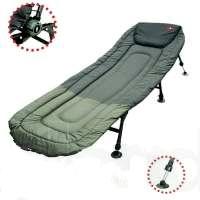 Раскладушка Carp Zoom Comfort Bedchair.
